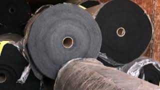 Auto carpet Rolls . Rs Rs280/kg Colors are Black , Benazir Traders, Whatasp+923006008258