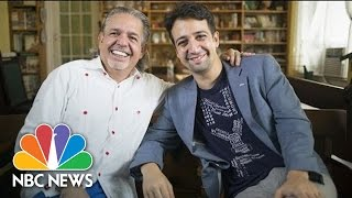 Luis And Lin-Manuel Miranda: One Heritage, Two Generations | NBC News