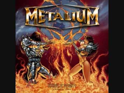 Metalium - Destiny