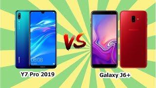 So sánh Galaxy J6+ với Huawei Y7 Pro 2019: Đâu là BEST CHOICE dưới 4 triệu