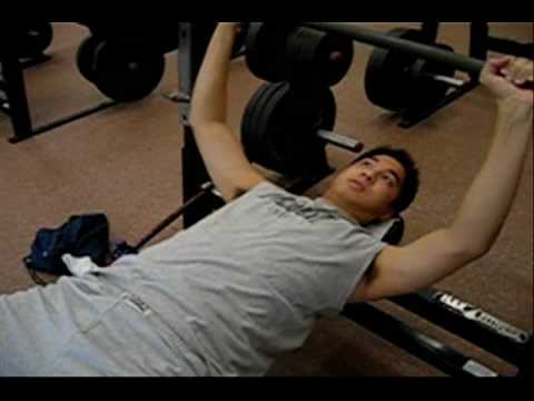 Rocky I Training Montage (Portrayed by Steve Nguyen)