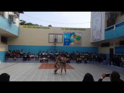 Chocolate Dance Company, Santa Elena Ecuador video