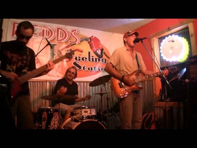 Blues Brews and BBQ Max McCann At Redds