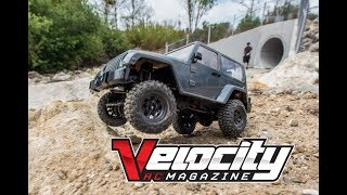 RC4WD Gelande II Review - Velocity RC Cars Magazine