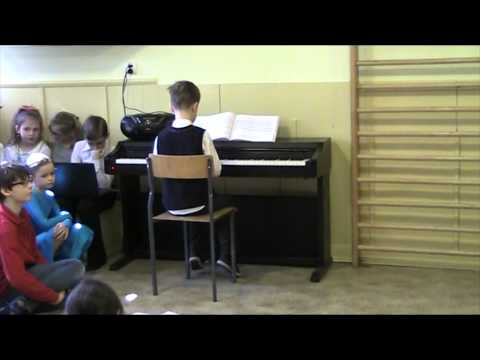 Szkolna Olimpiada Talentów 2015 - Gra Na Pianinie
