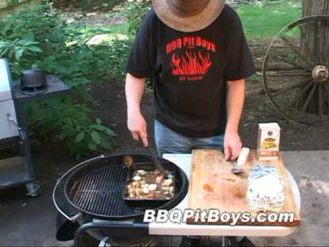 Rib Roast Beef Recipe by the BBQ Pit Boys