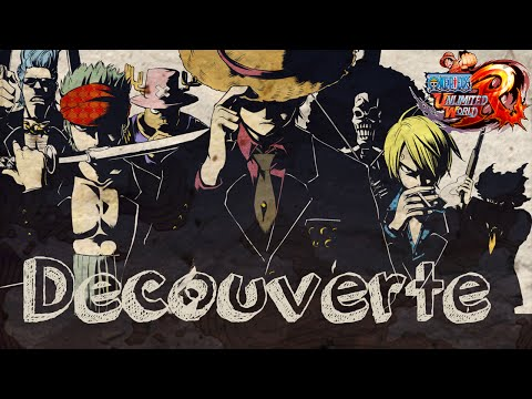 Découverte | One Piece Unlimited World Red video