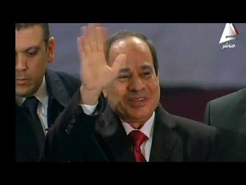 السيسي.. أول رئيس مصري يحضر قداس عيد الميلاد