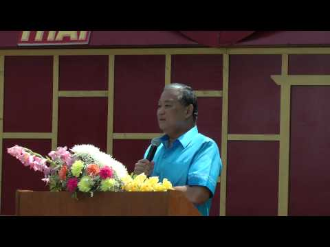 Thai Village 2013 – M. R. Sukhumbhand Paribatra, Governor of Bangkok