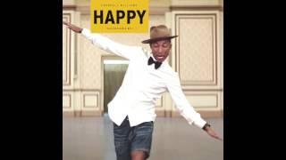 Happy Pharrell Williams Official Instrumental
