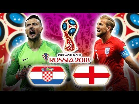 GOAL MANDZUKIC! 😱💯OVERTIME! 2:1 CROATIA vs. ENGLAND 11.07.2018   FIFA WORLD CUP 2018 with Stickers thumbnail