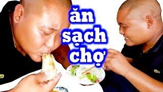 🥣 Dẫn Team Vào Chợ Ăn Tất Cả Các Món Sẽ Như Thế Nào - Ẩm Thực Việt | Sơn Dược Vlogs #501
