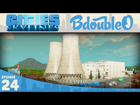 Cities Skylines Gameplay :: Need More Power! Part 24 (1080p 60fps)