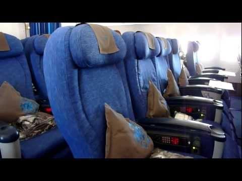 British Airways B772 - World Traveller Plus Tour