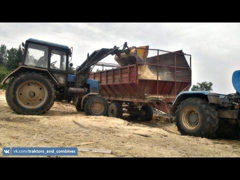 Ремонт Т-150К - YouTube