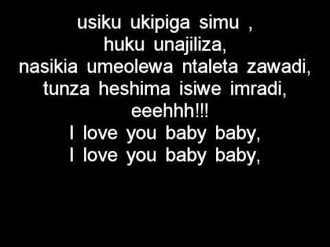 Rich Mavoko Pacha Wangu Lyrics | Bongo Flava Song video