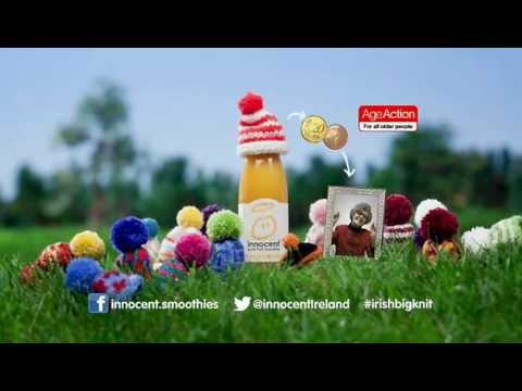 innocent Ireland - The innocent Big Knit TV advert