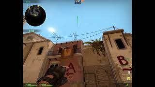 Smoke window Mirage from t spawn, Cs go new skybox update