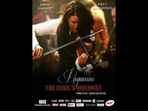 Watch THE DEVIL'S VIOLINIST - PROMOTIONAL TRAILER