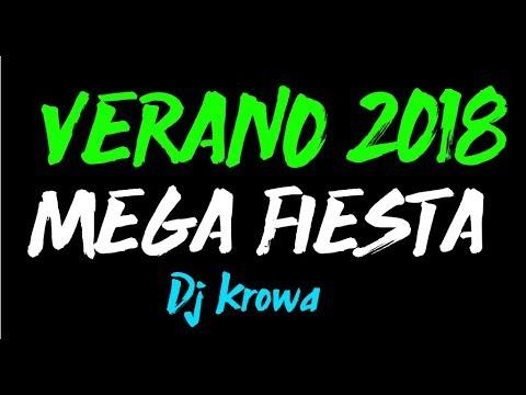 VERANO 2018 ★ MEGA FIESTA ► BOLICHERO MIX   REGGAETON Y CUMBIA ★ MEGA EXPLOTADO    DJ KROWA