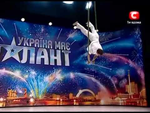 Украина мае талант 2 - Владислав Дробинко