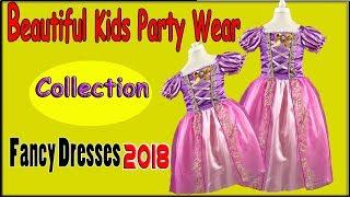 Beautiful Kids Party Wear Collection  Fancy Dresses 2018   Kids Dress