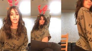 Camila Cabello twerking || Instagram Live