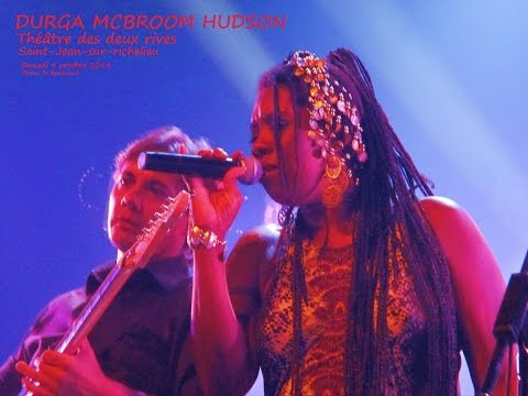 Floyd Memory, Durga Mcbroom Hudson Théâtre des deux rives (C)