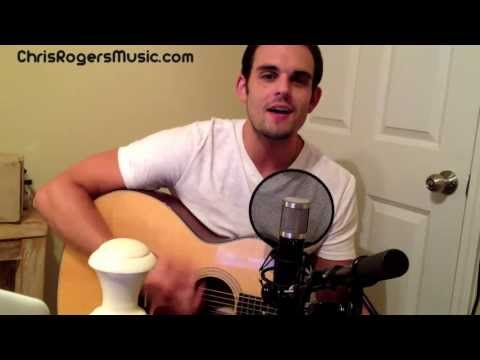 Crash My Party - Luke Bryan Cover By Chris Rogers