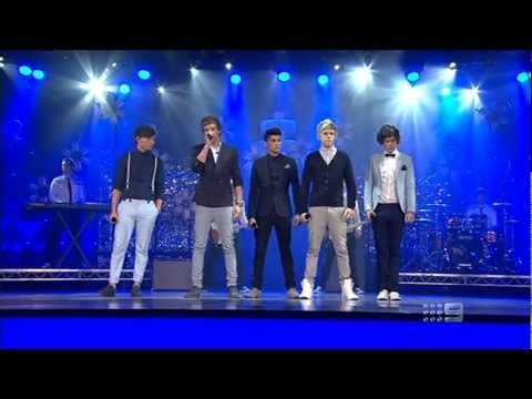 One Direction Performing one Thing At The Logies Australia 15.04.12 video
