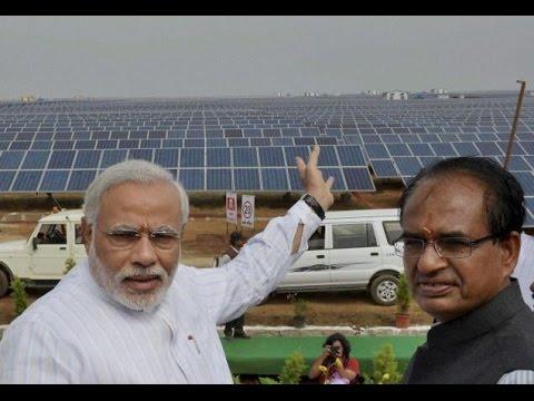 Gujarat's Solar Power Glow Dims