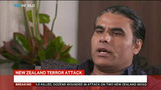 NZ massacre survivor describes chasing terrorist away