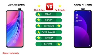 Vivo V15 Pro vs Oppo F11 Pro Indonesia | Oppo Kalah Telak ?