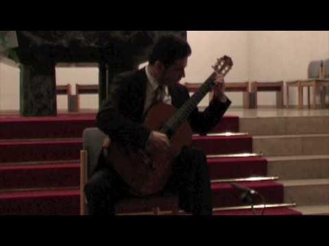 Jorge Castañeda plays Elegie by Johann Kaspar Mertz
