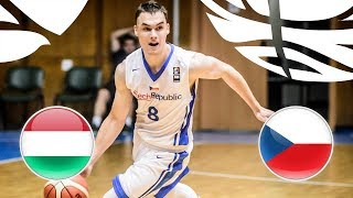 Венгрия до 20 : Чехия до 20
