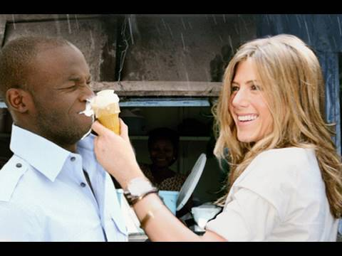 Jennifer Aniston Adopts 33-Year-Old Boyfriend From Africa Video