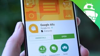 Hello Google Allo, goodbye Milk Music, new Humble Bundle! - Android Apps Weekly