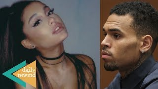 Chris Brown ARRESTED In Paris! Ariana Grande RUINING Valentines Day With New Album! | DR