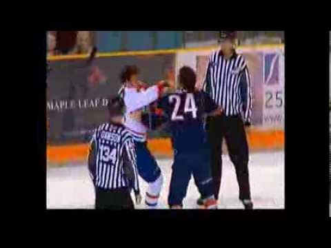 Jackson Playfair vs Ryan Rehill Oct 30, 2013