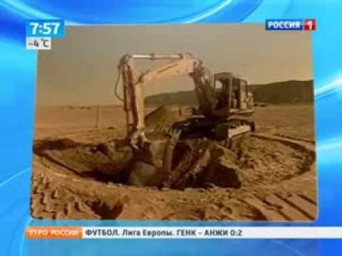 Египет. Обнаружен космодром инопланетян. Новости 2014