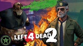 Detective Roger Davis - Left 4 Dead 2   Let's Play