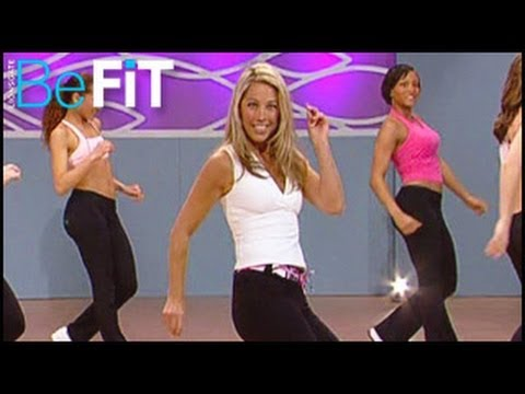 Denise Austin: Total Body Burn Cardio Dance Workout video