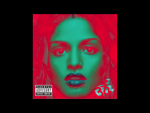 M.I.A. - Come Walk With Me (Audio)