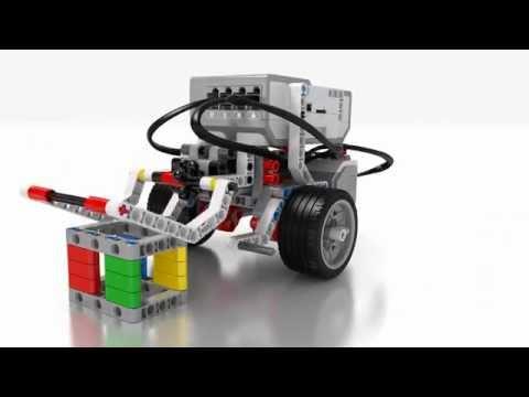 1 Proyecto 1:Programando Nuestro Lego Mindstorm Ev3 45544