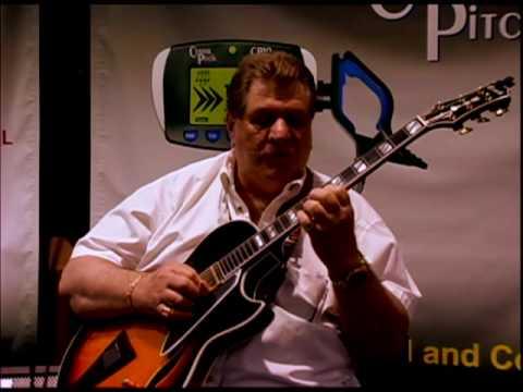 Pt 2 - Robert Conti - NAMM 2010 - Jazz Guitar