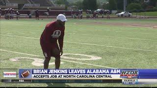 Brian Jenkins leaves Alabama A&M; accepts job at NC Central