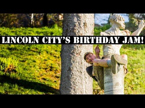 Lincoln City's 15th Birthday!