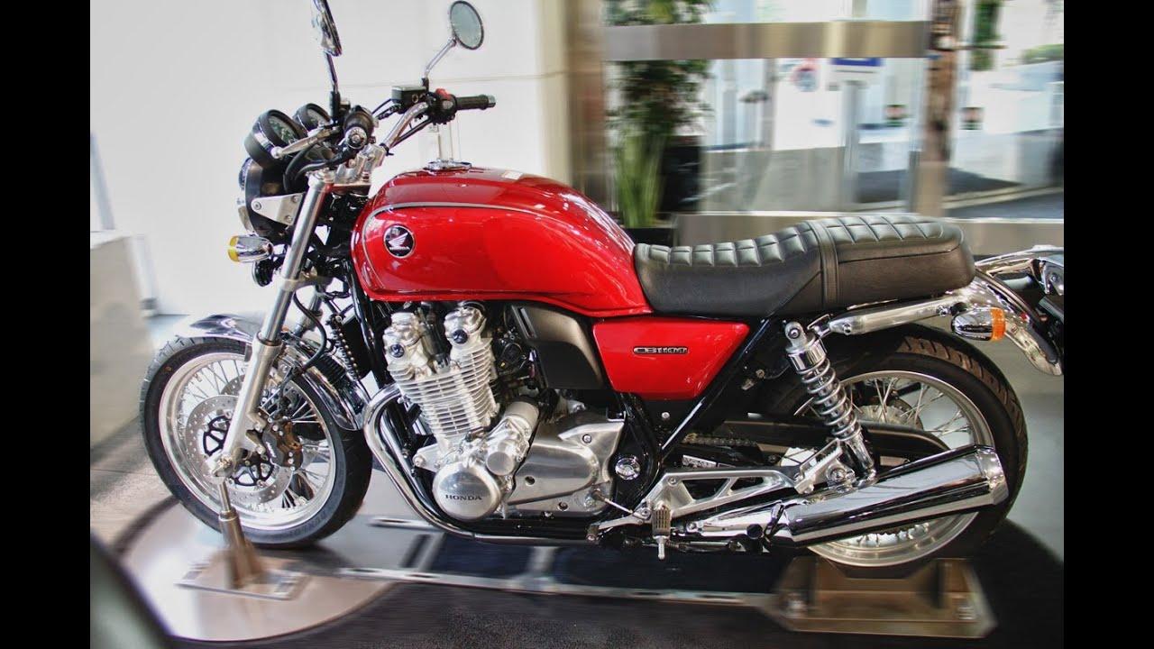 2014 Honda Cb1100 >> 2014 HONDA CB1100EX - MotoCroquis - YouTube
