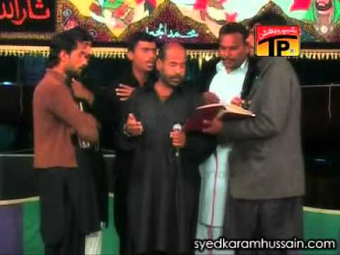 Hath Joor K Arz Karainda Han ( Mukhtar Ali Sheedi ) 2009 video