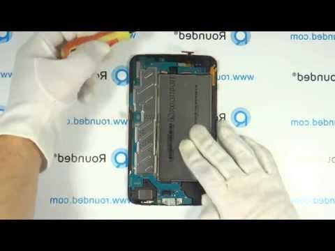 Tutorial Desmontar Samsung GALAXY TAB 3 7.0 T210
